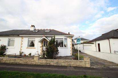 2 Bedrooms Bungalow for sale in Glenapp Quadrant, Kilmarnock, East Ayrshire
