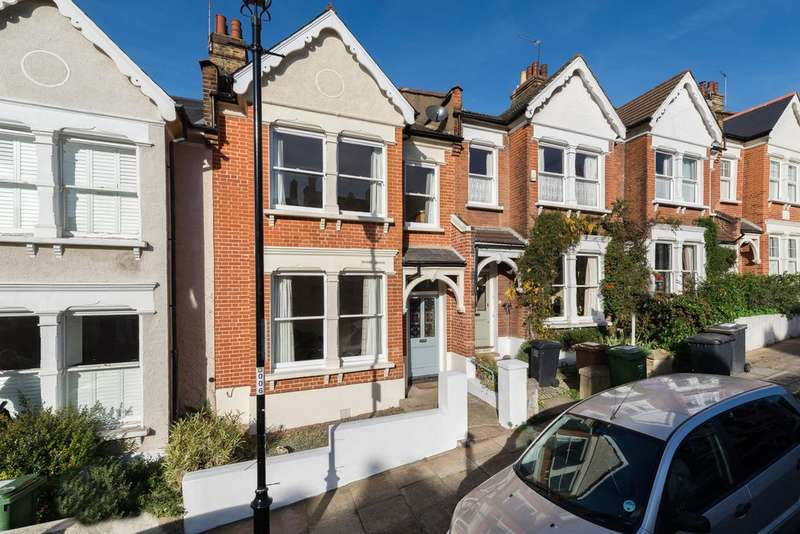4 Bedrooms Terraced House for sale in Chalsey Road, Brockley, London, SE4 1YN