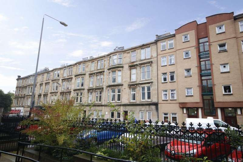 1 Bedroom Flat for sale in 3/1, 118 Park Road, Woodlands, Glasgow, G4 9HB