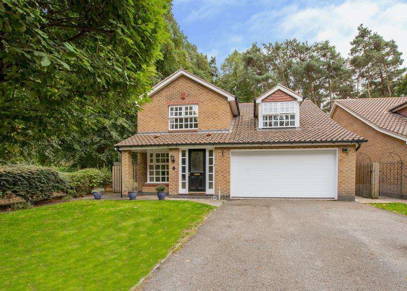 4 Bedrooms Detached House for sale in Madison Drive, Doncaster
