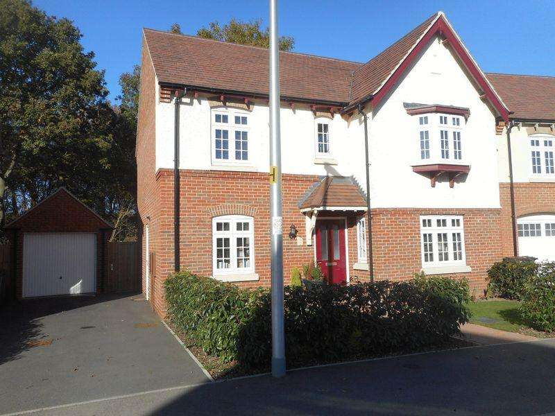 4 Bedrooms Detached House for sale in Adderley Avenue, Weddington, Nuneaton