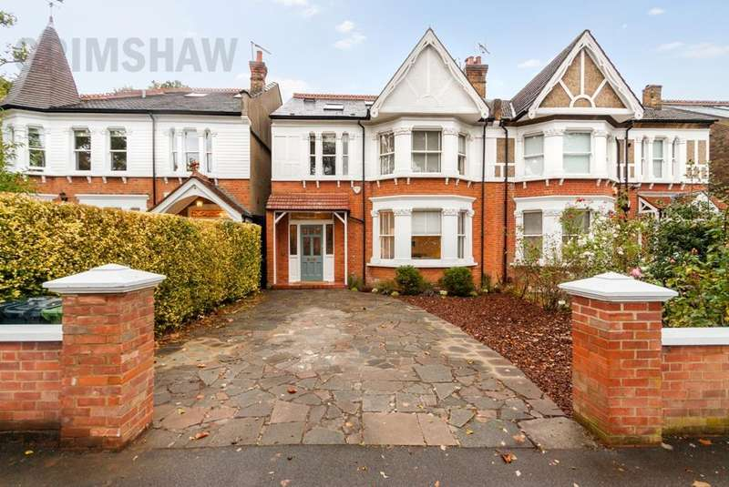 6 Bedrooms House for sale in The Avenue, Ealing, London