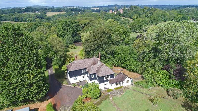 5 Bedrooms Equestrian Facility Character Property for sale in Faircrouch Lane, Wadhurst, East Sussex, TN5