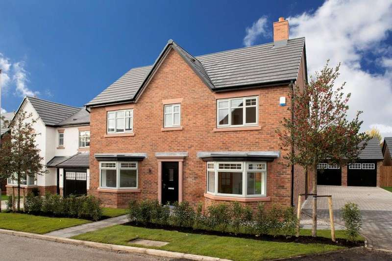 4 Bedrooms Detached House for sale in Oldbrook Fold, Timperley, Altrincham