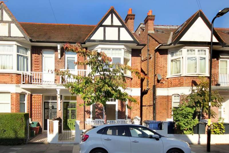 4 Bedrooms Semi Detached House for sale in Whitehall Gardens, W3