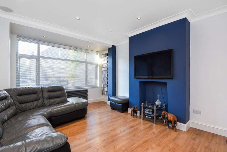 3 Bedrooms Terraced House for sale in Davidson Road Croydon CR0