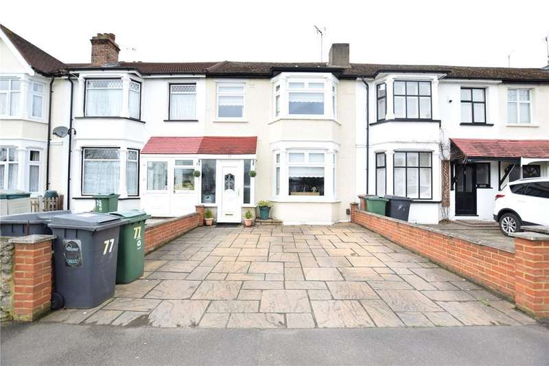 4 Bedrooms Terraced House for sale in Marmion Close, Chingford, E4