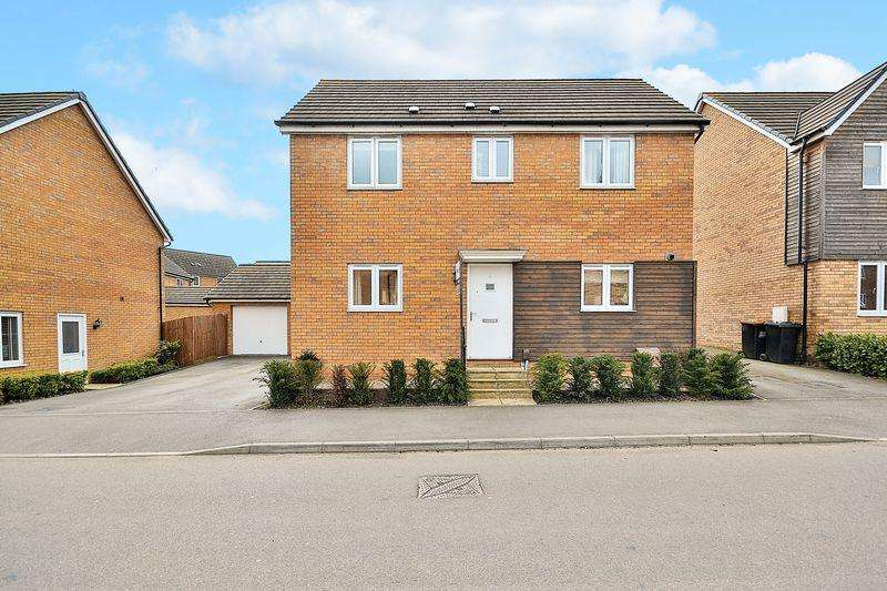 3 Bedrooms Detached House for sale in Fieldfare, Leighton Buzzard