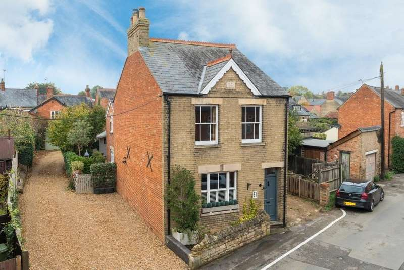 4 Bedrooms Detached House for sale in East Street, Olney