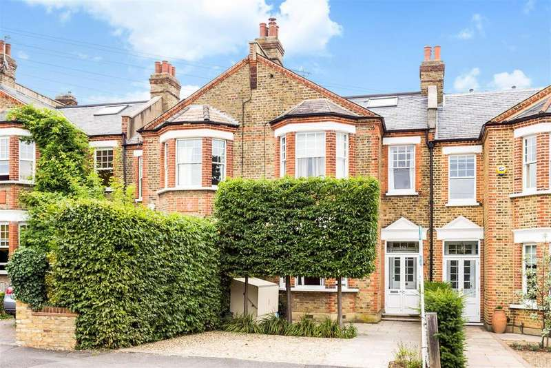 4 Bedrooms House for sale in Lambton Road, West Wimbledon