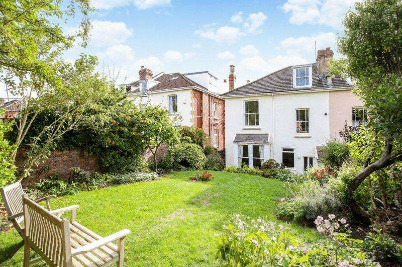5 Bedrooms Semi Detached House for sale in Claremont Road, Bishopston