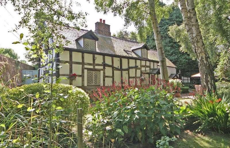 3 Bedrooms Semi Detached House for sale in Bridge House, Bersham