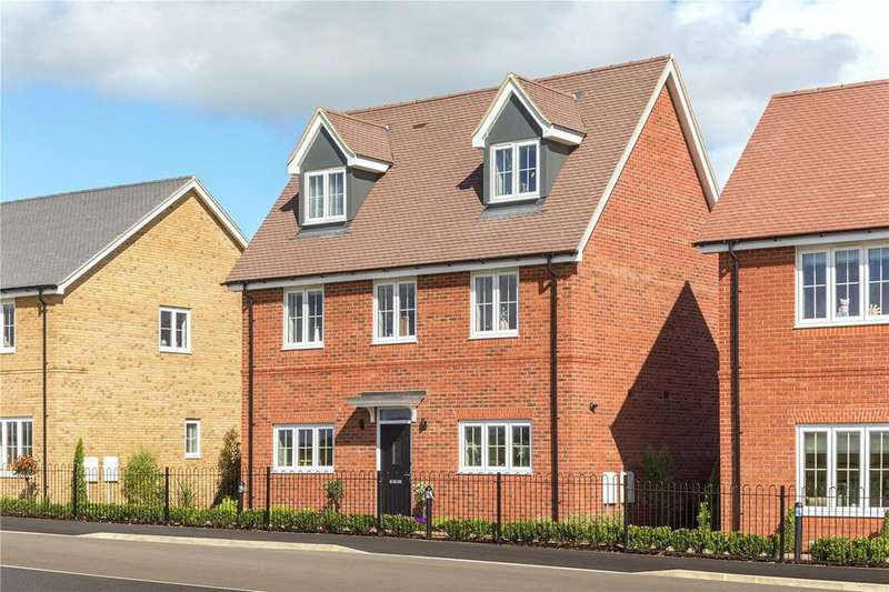 4 Bedrooms Detached House for sale in Plot 19, The Oatfield, Aspen Park, Haddenham, Aylesbury, Buckinghamshire, HP17