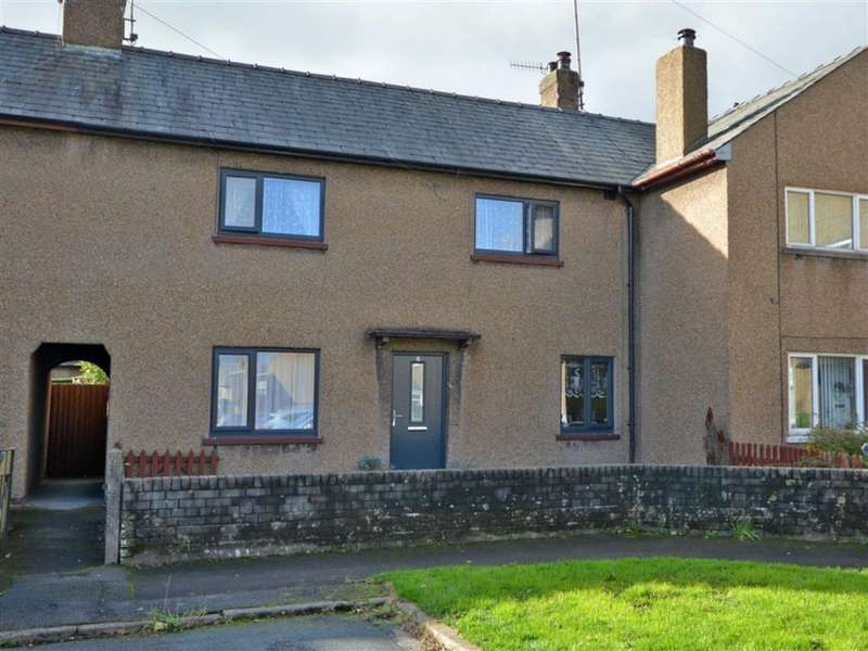 3 Bedrooms Terraced House for sale in Derwent Place, Ulverston, Cumbria