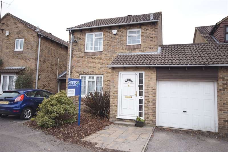3 Bedrooms Link Detached House for sale in The Delph, Lower Earley, READING, Berkshire