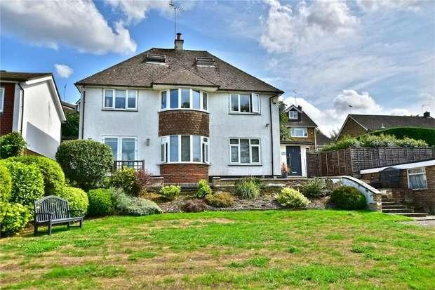5 Bedrooms Detached House for sale in Misbourne Vale, Chalfont St Peter, Buckinghamshire