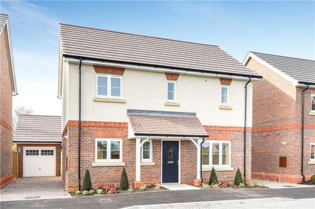 3 Bedrooms Detached House for sale in Lane End, Brookers Hill, Shinfield