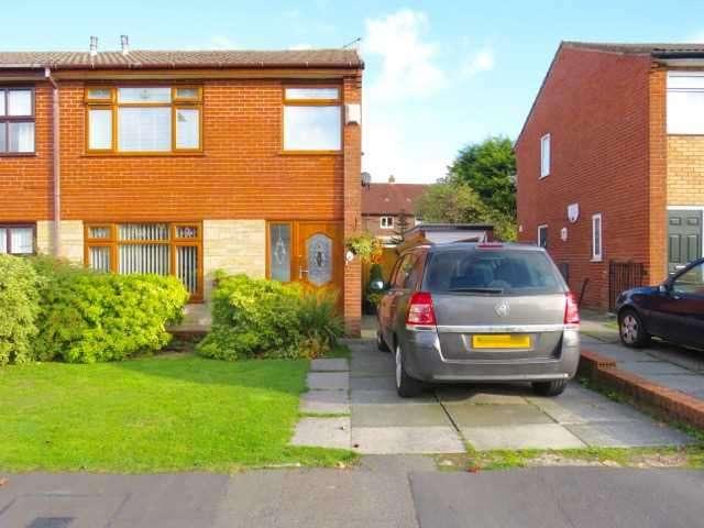 3 Bedrooms Semi Detached House for sale in Sherborne Road, Kitt Green, Wigan