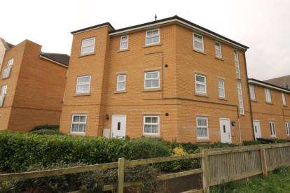 2 Bedrooms Flat for sale in Hornbeam Close, Bradley Stoke, Bristol, Gloucestershire