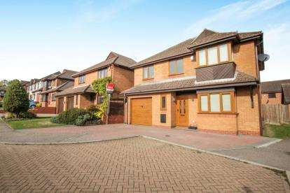 5 Bedrooms Detached House for sale in Charndon Close, Luton, Bedfordshire