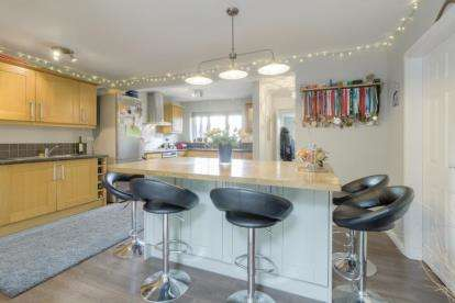 4 Bedrooms Detached House for sale in Metcalfe Grove, Blakelands, Milton Keynes