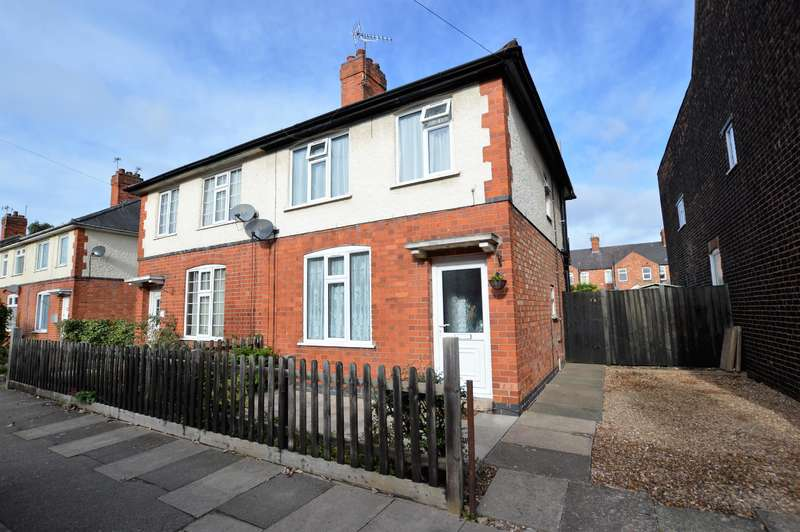 2 Bedrooms Semi Detached House for sale in Healey Street, Wigston, , LE18 4PX