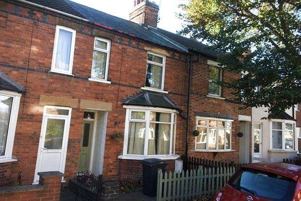 3 Bedrooms Terraced House for sale in Bath Street, Market Harborough, LE16