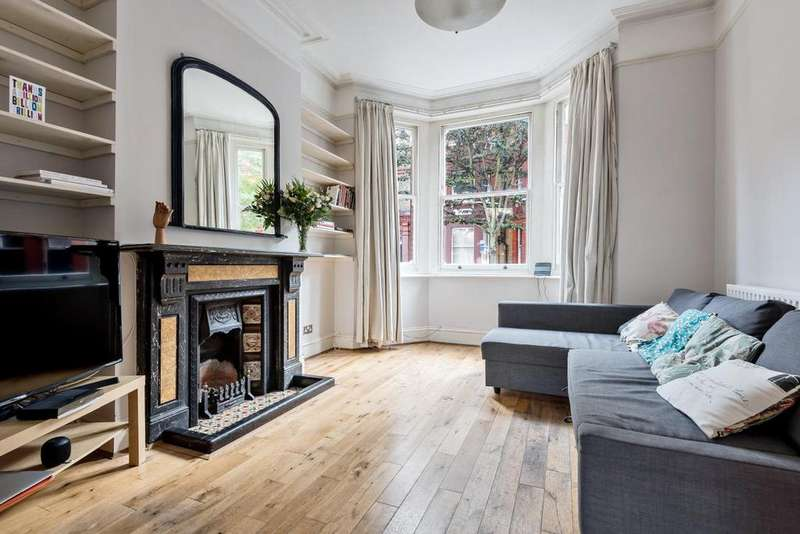 1 Bedroom Flat for sale in Crewdson Road, Oval