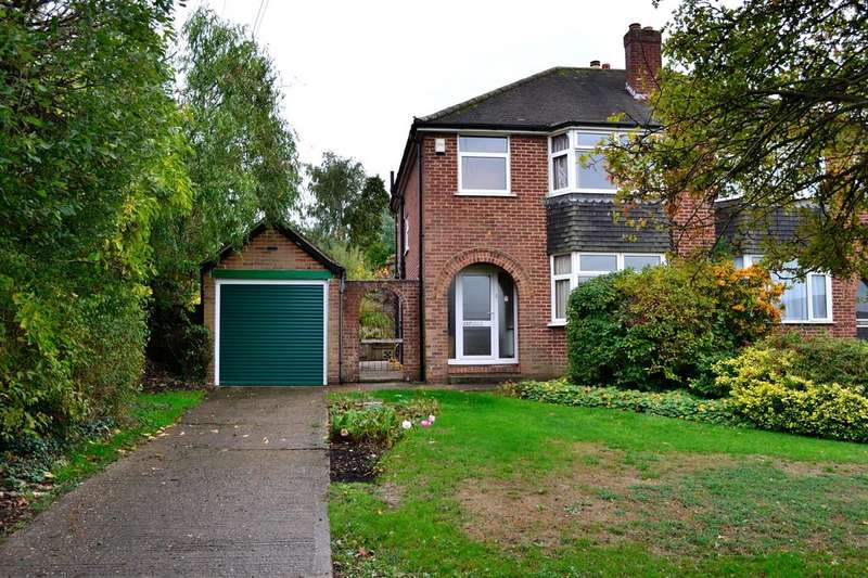 3 Bedrooms Semi Detached House for sale in London Road, Earley, Reading, Berkshire, RG6 1AR