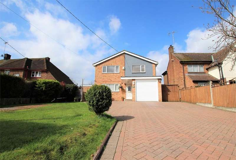 4 Bedrooms Detached House for sale in Highfields Road, Witham, CM8
