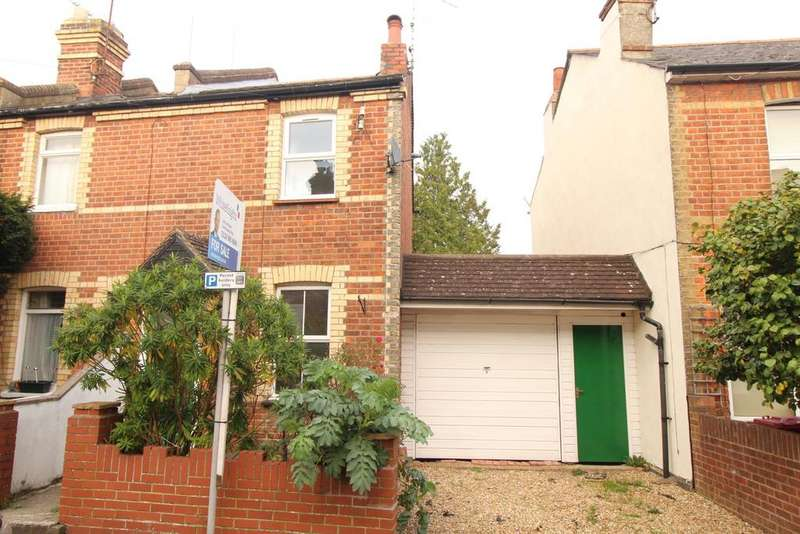 2 Bedrooms End Of Terrace House for sale in Tuns Hill Cottages, Reading