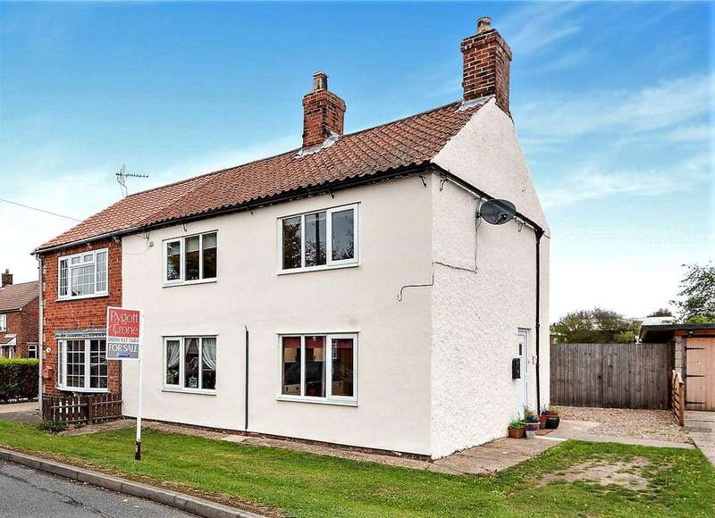 3 Bedrooms House for sale in Eastgate, Bassingham, LN5