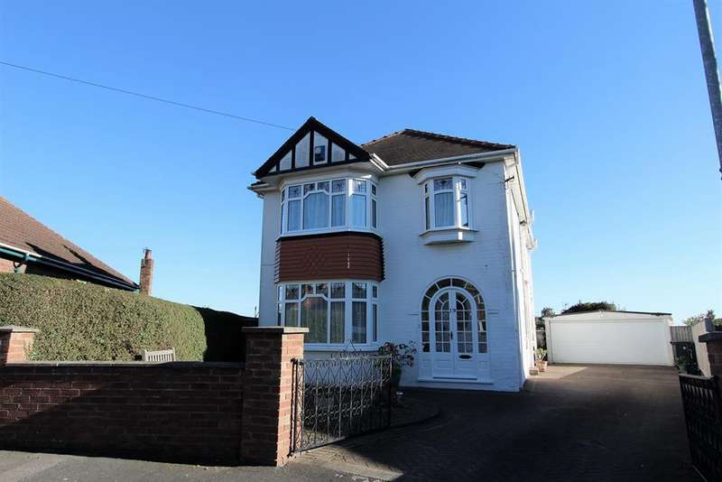 3 Bedrooms Detached House for sale in Grosvenor Crescent, Louth, LN11 0BD