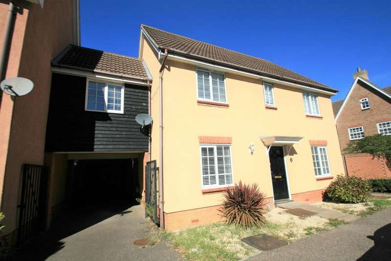 5 Bedrooms Detached House for sale in Clay Pits, Braintree, CM7