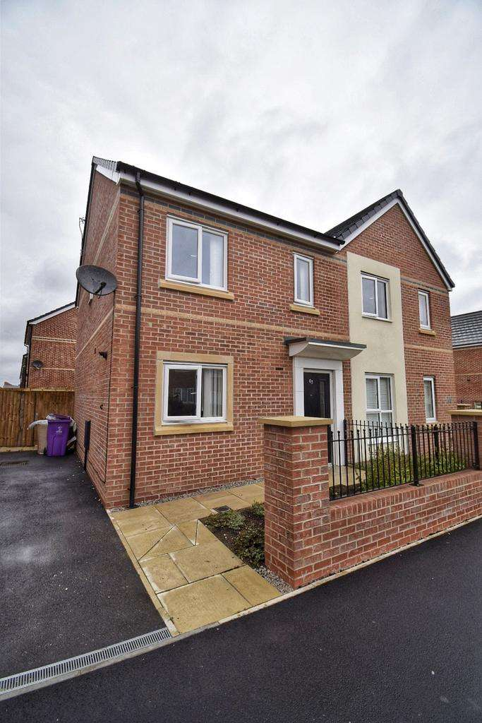 3 Bedrooms Semi Detached House for sale in St Domingo Vale, Anfield, Liverpool, L5