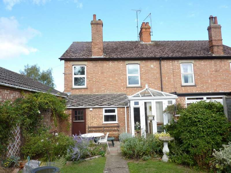3 Bedrooms Semi Detached House for sale in Abbey Road, Bourne