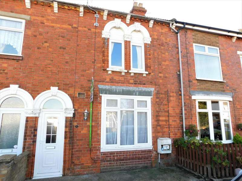 3 Bedrooms Terraced House for sale in Tennyson Road, Mablethorpe, LN12 1HE