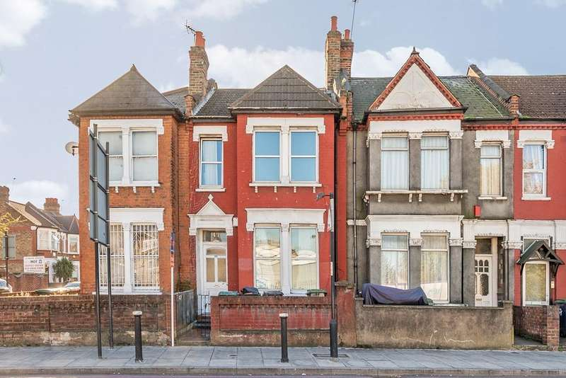 3 Bedrooms Terraced House for sale in Lordship Lane, N17