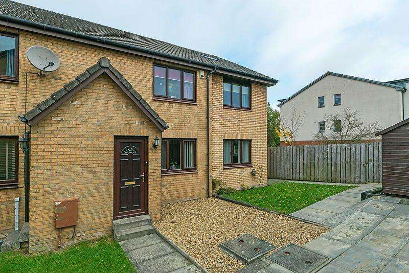 3 Bedrooms Semi Detached House for sale in 20 Killochan Way, Dunfermline, KY12 0XT