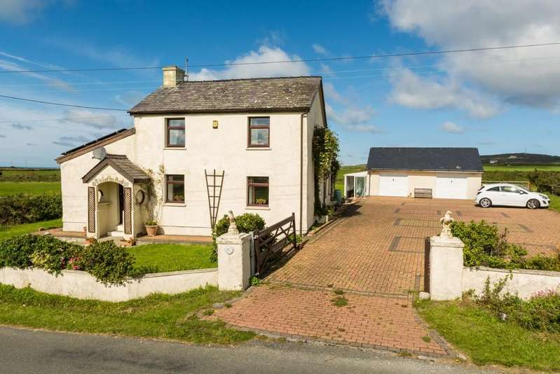 5 Bedrooms Cottage House for sale in Penrhos Feilw, Holyhead, North Wales