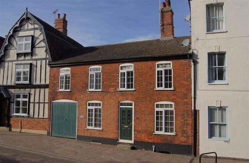 4 Bedrooms Terraced House for sale in St. Johns Street, Bury St Edmunds