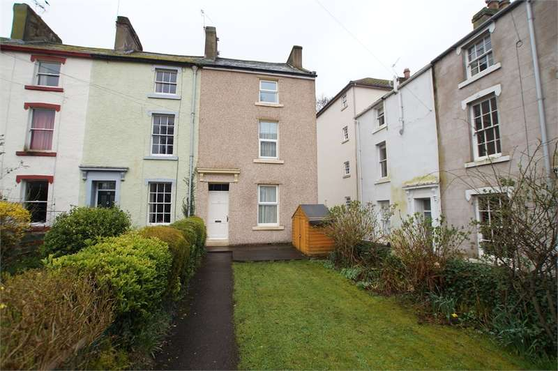 3 Bedrooms End Of Terrace House for sale in CA28 7PA Catherine Street, Whitehaven, Cumbria