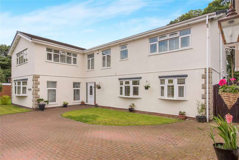 5 Bedrooms Detached House for sale in Foxwood, Liverpool, Merseyside, L12