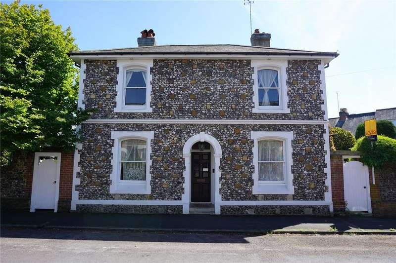 4 Bedrooms Detached House for sale in Fairfield Road, Winchester, Hampshire, SO22