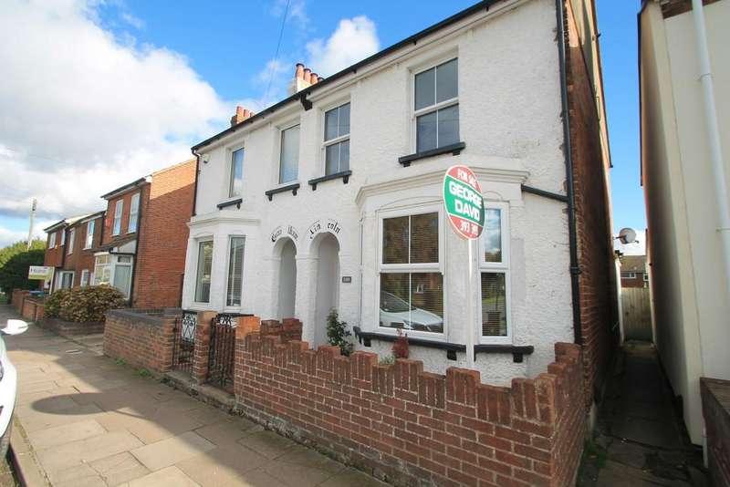 2 Bedrooms Semi Detached House for sale in Buckingham Road, Aylesbury