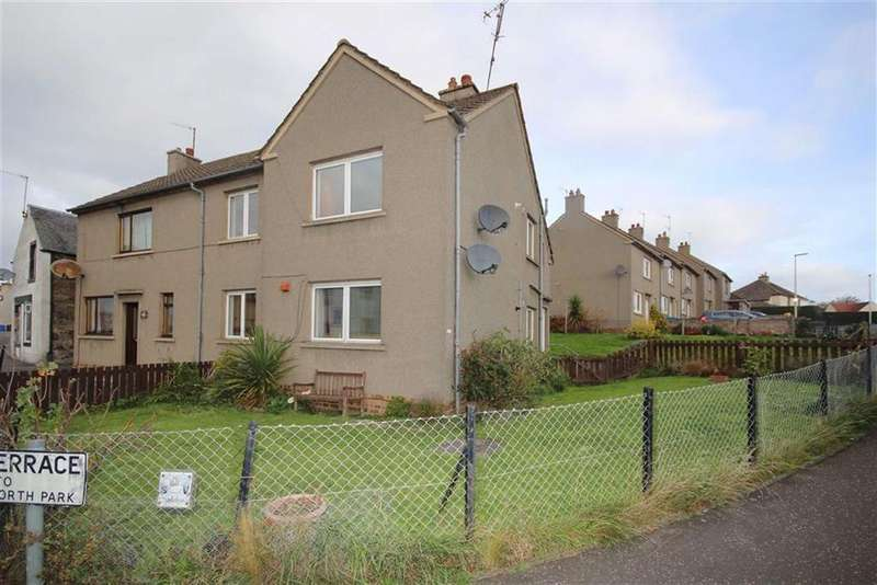 1 Bedroom Flat for sale in 47, Burnside, Auchtermuchty, Fife, KY14