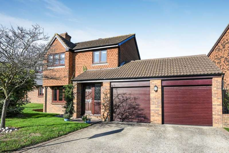 4 Bedrooms Detached House for sale in Harfst Way Swanley BR8