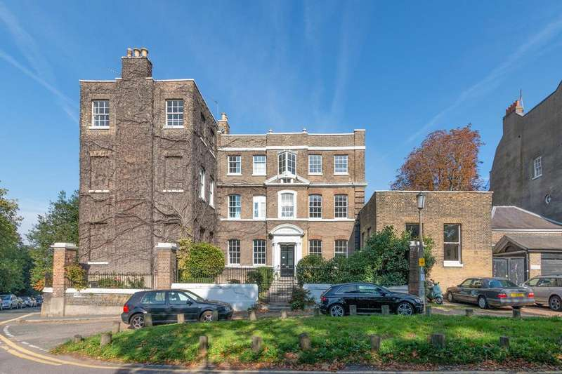 2 Bedrooms Apartment Flat for sale in West Grove, Greenwich, SE10