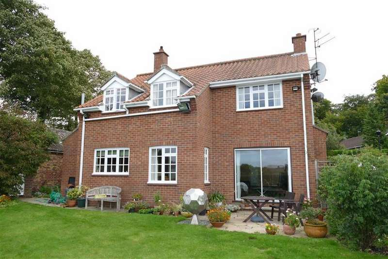 4 Bedrooms Detached House for sale in Goodmanham