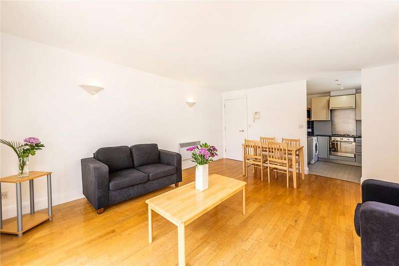 2 Bedrooms Flat for sale in Dryden Building, 37 Commercial Road, London, E1